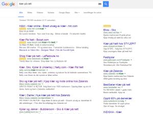 boozt klær på nett google